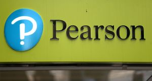 In recent years Pearson has sold assets including the Financial Times and a 50 per cent stake in the Economist to fund a move into ebooks, rental schemes and online courses. Photograph:  Neil Hall/Reuters