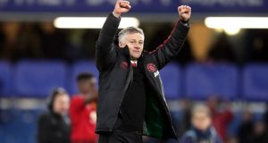 A victory would exceed any of the glorious days Ole Gunnar Solskjaer  enjoyed at Old Trafford as a player.