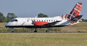 Loganair stepped in to take over the Derry to London Stansted route after Flybmi went into administration