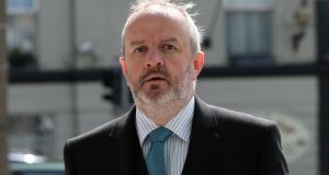 Kevin O'Connell, a legal adviser with the Office of the Director of Corporate Enforcement  who dealt with witnesses from EY, Anglo's auditors from 2002 to 2008. File photograph: Collins Courts