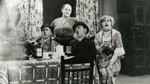 When Hitchcock met O'Casey: a forgotten strange