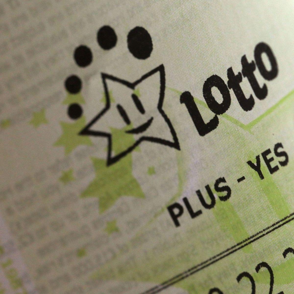 One lucky winner of €10m Lotto jackpot