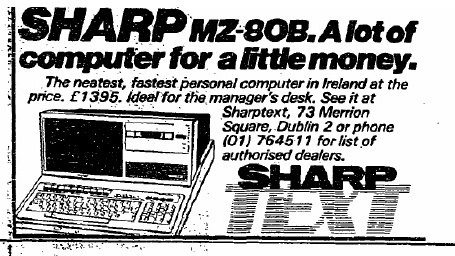 The Irish Times, March 16th, 1982