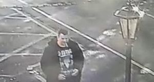 Jon Jonsson was picked up on CCTV at the entrance to Highfield Nursing home, which is immediately adjacent to the Bonnington Hotel.