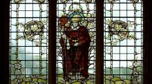 St David wasn't just a spiritual leader – the man was ripped