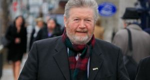 Senator James Reilly said he would be focusing his efforts on regaining a Dáil seat. File photograph: Gareth Chaney Collins