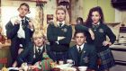 Derry Girls: Louise Harland, Nicola Coughlan, Saoirse-Monica Jackson, Dylan Llewellyn and Jamie-Lee O'Donnell