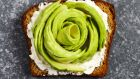 Avocado swirl on toast: Could dyeing linens go some way towards easing the guilt of conscientious avocado advocates?