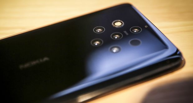 Nokia ups camera stakes with new smartphones