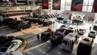 A car dealership in Tianjin, China. Global demand for cars is starting to stall, according to Deloitte, with  recent forecasts showing annual growth limited to between 1.5 and 2.5 per cent. File photograph: Yilei Sun/Reuters