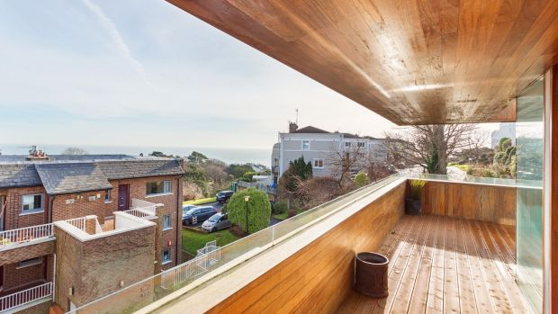 Bayview, Sorrento Heights, Dalkey, Co Dublin: a four-bed spread over three floors.