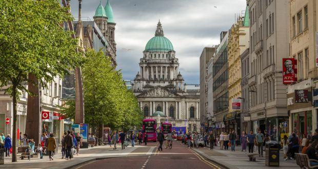 Belfast records second-highest property price growth in UK