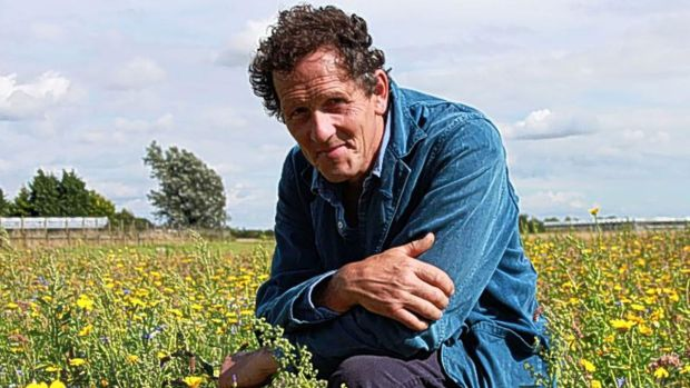 Monty Don in Gardeners' World