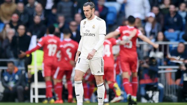 Gareth Bale cuts an increasingly detached figure at Real Madrid