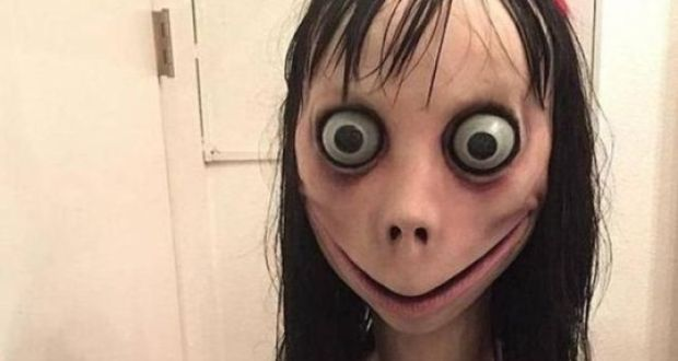 Image result for Momo Challenge