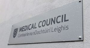 A Medical Council disciplinary hearing has heard that two of the doctors attending a hearing are admitting charges of poor professional performance while the third is not present at the inquiry. Photograph: David Sleator