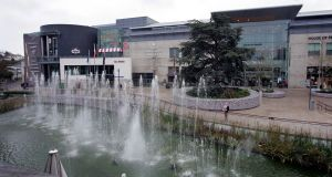 Dundrum town centre. Photograph: Matt Kavanagh/The Irish Times