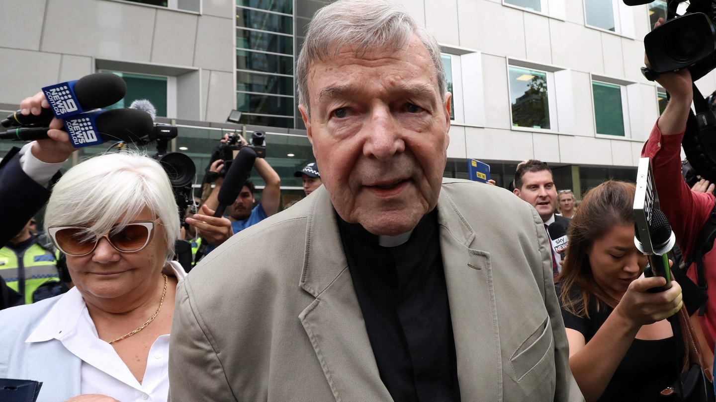 Timeline: The rise and fall of George Pell