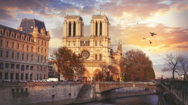 Notre-dame cathedral: Free to enter, and for €10 you can climb the 422 steps to the top of the towers for a view across the heart of Paris. Photograph: iStock