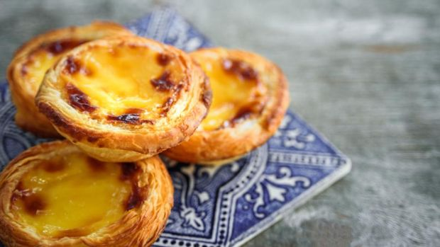 No trip to the Portuguese capital would be complete without sampling some pastéis de nata. Photograph: iStock