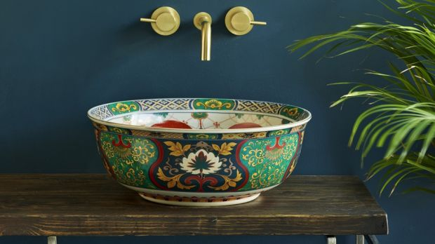 The London Basin Company sells a wide selection of porcelain basins that will help you customise your space