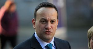 Taoiseach Leo Varadkar: 'The design team should be appointed and I'm exasperated as to hearing one excuse after another as to why that can't be done so they should go ahead and do it.' Photograph: Gareth Chaney/Collins