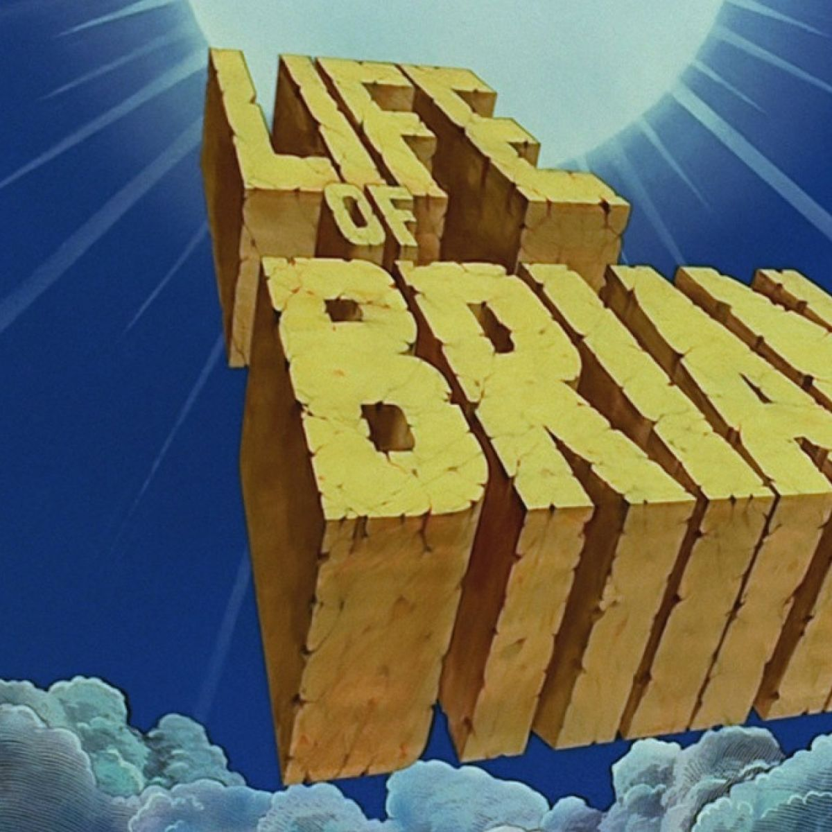 where was life of brian filmed