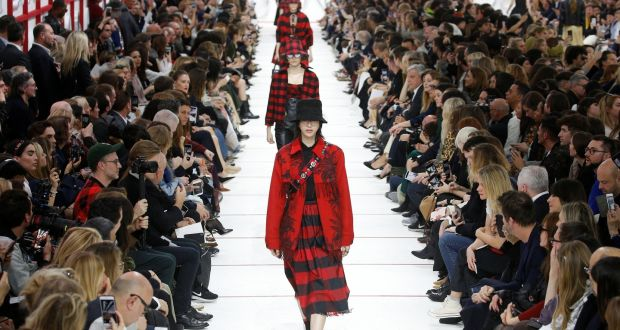 6a560e384c Dior takes inspiration from 1950s Teddy Girls for a look that says ...