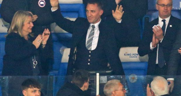 Brendan Rodgers Leaves Celtic To Take Leicester City Job