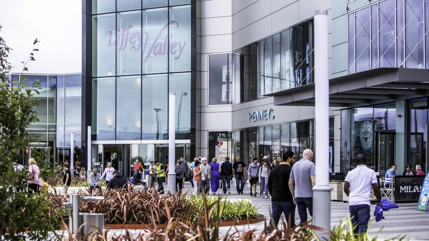 TK to the Maxx as retailer rents new store in Liffey Valley