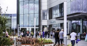 TK Maxx will rent a store at Liffey Valley Shopping Centre. Photograph: PR360