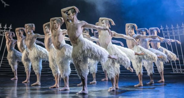 FREE Stream Matthew Bourne Swan Lake Ballet