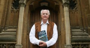 Philip Pullman: his next book, The Secret Commonwealth, is set seven years after the end of The Amber Spyglass, the concluding part of the His Dark Materials trilogy. Photograph: Daniel Leal-Olivas/AFP/Getty
