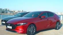 Our test drive: the Mazda 3