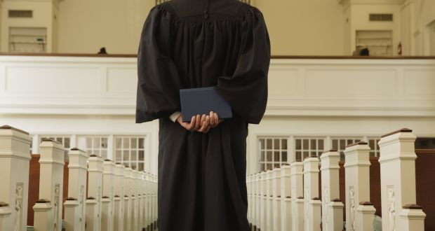 Grindr, blackmail and confession: The life of a gay seminarian