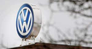 VW has sold more vehicles globally than any other company for four straight years. But its shares have largely trod water over the past three years despite it recovering from the diesel scandal. Photograph: Focke Strangmann