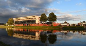 Nottingham Forest have announced they are to expand the City Ground to 38,000. Photograph:  Laurence Griffiths/Getty