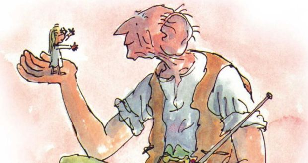 Squinky Pigsquiffle How Roald Dahl Teaches Children Creative Swearing