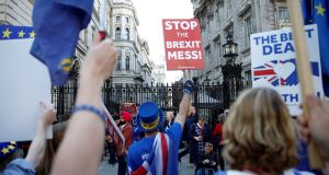 Remainers showed 'a lethal combination of arrogance and naivety' ahead of the 2016 referendum. Photograph: Reuters/Henry Nicholls