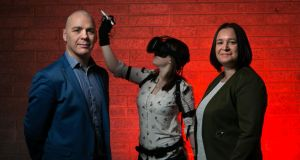 David Whelan, CEO and Sandra Whelan, COO, Immersive VR Education. Photograph: Shane O'Neill/SON Photographic