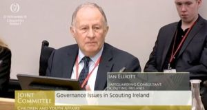 Ian Elliott, interim safeguarding manager with Scouting Ireland, wrote to the Minister earlier this week seeking withdrawal of a letter from Tusla criticising the youth organisation