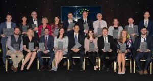 Shortlist for Irish Laboratory Awards features a wide range of fields