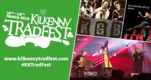 Win a weekend ticket for two to Kilkenny Tradfest plus a two night stay in the four star Pembroke Hotel