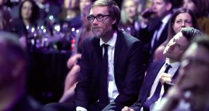 Director and writer Stephen Merchant at the TV Empire Awards in London last year. Photograph:  John Phillips/Getty Images