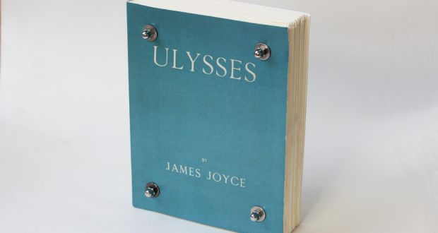 Ulysses Bolted (2019). Photograph: Marie Hanlon