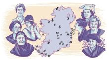 A new map of Ireland: Honouring some of our outstanding women