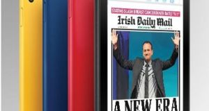 The Irish Daily Mail Newspaper, which has announced a major redundancy programme