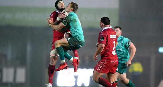 Scarlets keep Munster at bay thanks to defensive masterclass