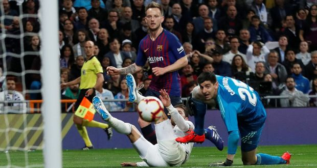 Ivan Rakitic secures Barcelona another El Clasico victory