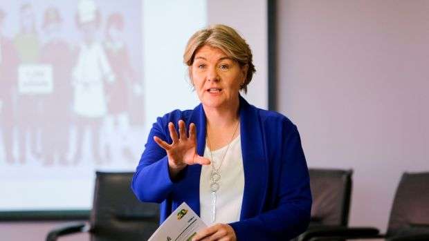 Dr Helen Raftery, chief executive of Junior Achievement Ireland.